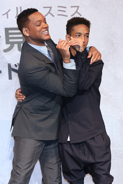 Arm Around「'After Earth' Press Conference」:写真・画像(16)[壁紙.com]