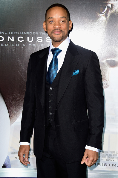 俳優 ウィル・スミス「Screening Of Columbia Pictures' 'Concussion' - Arrivals」:写真・画像(1)[壁紙.com]