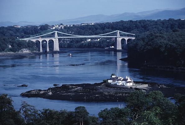 Travel Destinations「Menai Suspension Bridge」:写真・画像(10)[壁紙.com]