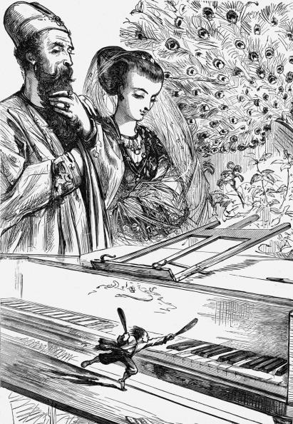 楽器「Gulliver's Travels -」:写真・画像(9)[壁紙.com]