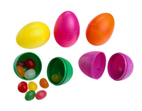 イースター「Plastic Easter Eggs with Jelly Beans」:スマホ壁紙(10)