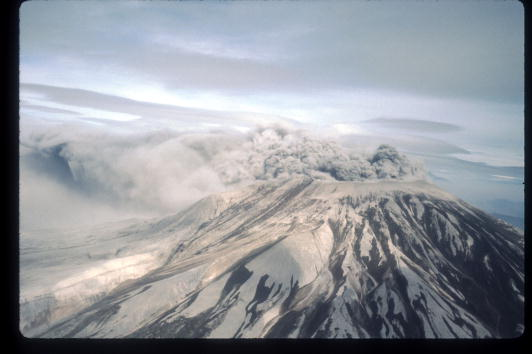 Mountain「Aftermath of Mount St Helens Eruption」:写真・画像(8)[壁紙.com]