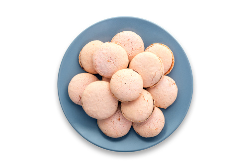 Cookie「Vanilla macarons」:スマホ壁紙(15)