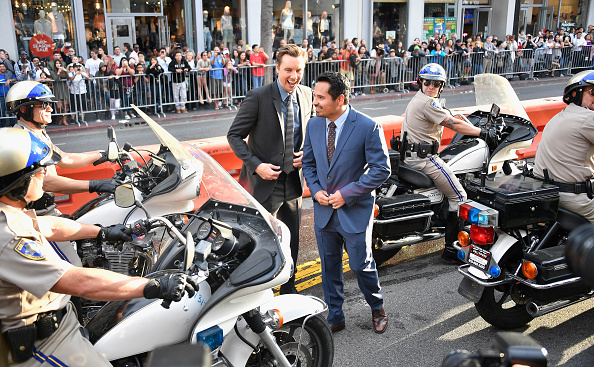 "Frazer Harrison「Premiere Of Warner Bros. Pictures' ""CHiPS"" - Arrivals」:写真・画像(14)[壁紙.com]"