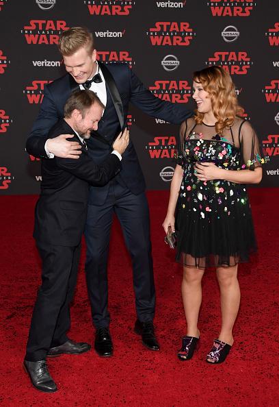 シュラインオーディトリアム「Premiere Of Disney Pictures And Lucasfilm's 'Star Wars: The Last Jedi' - Arrivals」:写真・画像(13)[壁紙.com]
