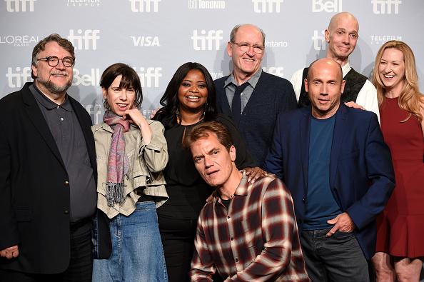 俳優「2017 Toronto International Film Festival - 'The Shape Of Water' Press Conference」:写真・画像(11)[壁紙.com]