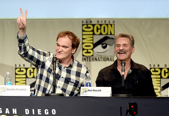"The Hateful Eight「Comic-Con International 2015 - Quentin Tarantino's ""The Hateful Eight"" Panel」:写真・画像(10)[壁紙.com]"