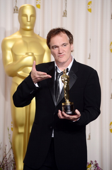 Quentin Tarantino「85th Annual Academy Awards - Press Room」:写真・画像(16)[壁紙.com]