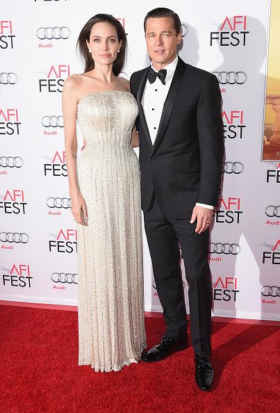 アンジェリーナ・ジョリー「AFI FEST 2015 Presented By Audi Opening Night Gala Premiere Of Universal Pictures' 'By The Sea' - Arrivals」:写真・画像(15)[壁紙.com]