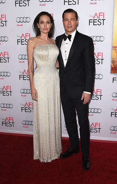 アンジェリーナ・ジョリー「AFI FEST 2015 Presented By Audi Opening Night Gala Premiere Of Universal Pictures' 'By The Sea' - Arrivals」:写真・画像(0)[壁紙.com]