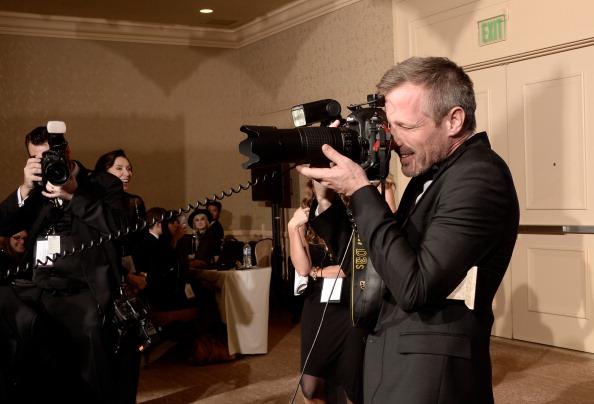 Best Screenplay Award「71st Annual Golden Globe Awards - Press Room」:写真・画像(15)[壁紙.com]