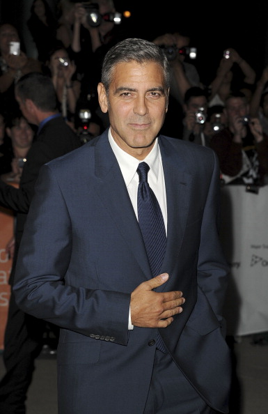 "One Man Only「""Ides Of March"" Premiere - 2011 Toronto International Film Festival」:写真・画像(2)[壁紙.com]"