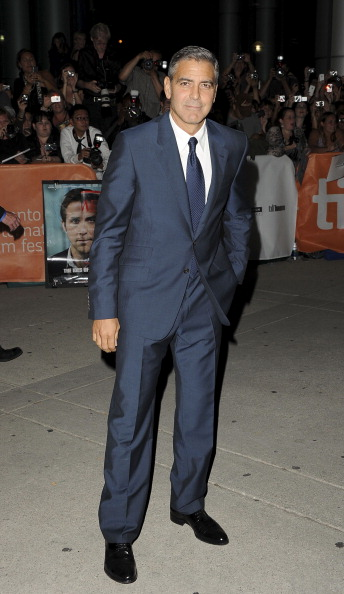 "One Man Only「""Ides Of March"" Premiere - 2011 Toronto International Film Festival」:写真・画像(3)[壁紙.com]"