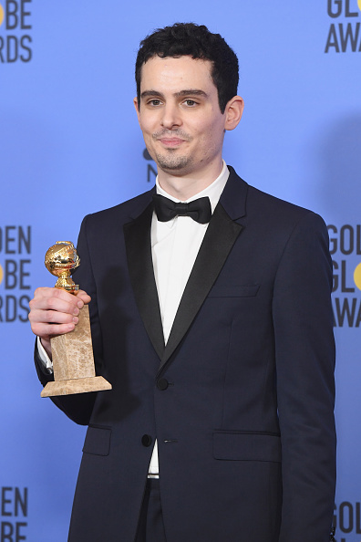 Burberry「74th Annual Golden Globe Awards - Press Room」:写真・画像(9)[壁紙.com]