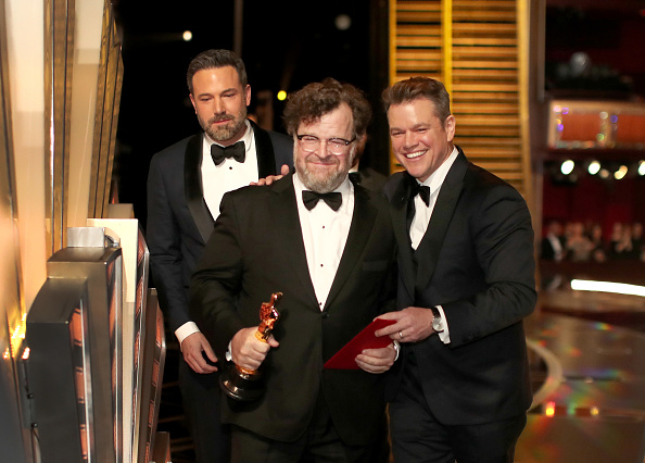 Best Screenplay Award「89th Annual Academy Awards - Backstage」:写真・画像(3)[壁紙.com]