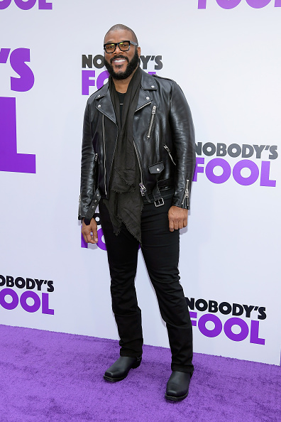 Tyler Perry「Paramount Pictures, Paramount Players, Tyler Perry Studios and BET Films Present the World Premiere of 'Nobody's Fool'」:写真・画像(16)[壁紙.com]