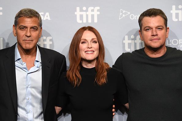 "Press Room「2017 Toronto International Film Festival - ""Suburbicon"" Press Conference」:写真・画像(9)[壁紙.com]"