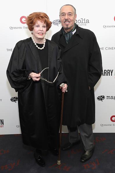 "Arlene Dahl「Magnolia Pictures & The Cinema Society host the premiere of ""Harry Benson: Shoot First""」:写真・画像(8)[壁紙.com]"