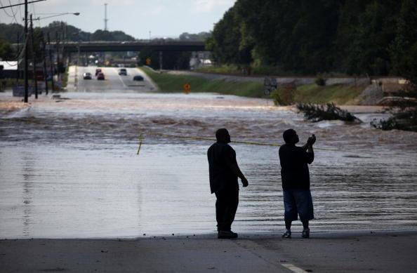 Atlanta - Georgia「Georgia Governor Declares State Of Emergency Because Of Flooding」:写真・画像(3)[壁紙.com]