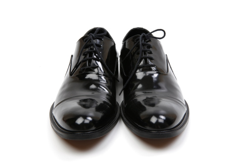 Shoe「Black Dress Shoes Series」:スマホ壁紙(6)