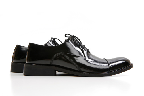 Formalwear「Black Dress Shoes Series」:スマホ壁紙(9)