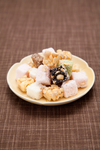Sweet Food「Sweet rice cracker.」:スマホ壁紙(16)