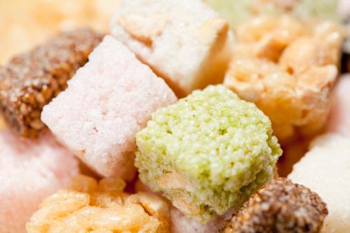 Wagashi「Sweet rice cracker.」:スマホ壁紙(4)
