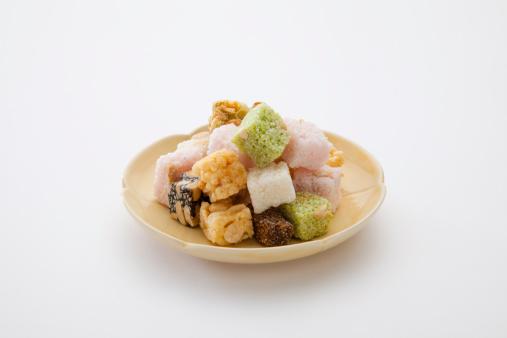和菓子「Sweet rice cracker.」:スマホ壁紙(2)