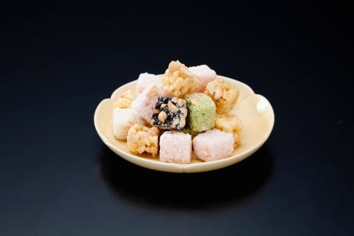 Wagashi「Sweet rice cracker.」:スマホ壁紙(2)