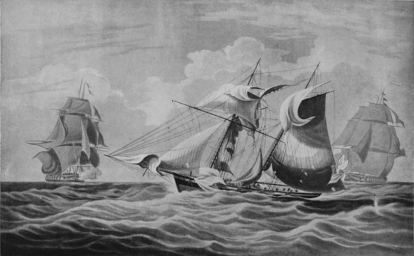 オーナー「An Armed Merchant Ship Capture」:写真・画像(12)[壁紙.com]
