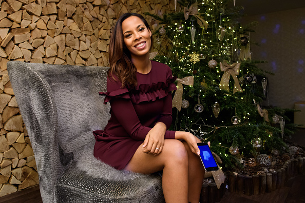 Wallet「Rochelle Humes joins forces with PayPal to banish bad gifts for Christmas this December」:写真・画像(17)[壁紙.com]