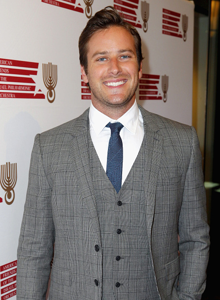 Armie Hammer「American Friends Of The Israel Philharmonic Orchestra Honors Hans Zimmer」:写真・画像(5)[壁紙.com]