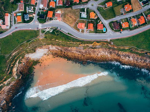 Coastline「Houses by the ocean」:スマホ壁紙(12)