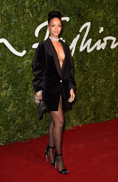 Award「British Fashion Awards - Red Carpet Arrivals」:写真・画像(2)[壁紙.com]