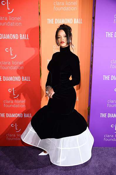 Charity Benefit「Rihanna's 5th Annual Diamond Ball Benefitting The Clara Lionel Foundation - Arrivals」:写真・画像(1)[壁紙.com]