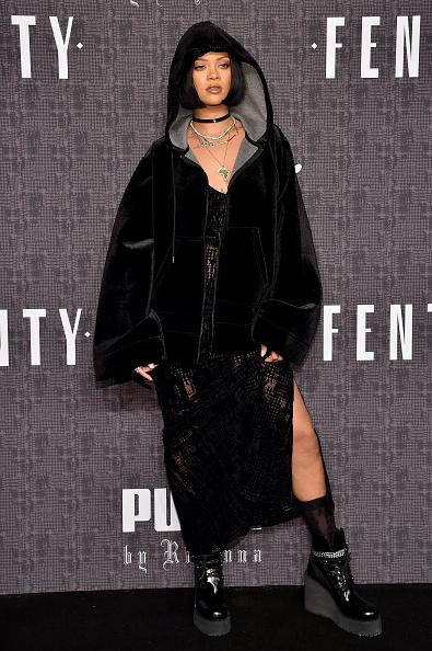 2016「FENTY PUMA by Rihanna AW16 Collection - Arrivals - Fall 2016 New York Fashion Week」:写真・画像(14)[壁紙.com]