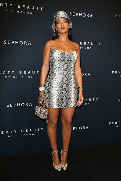 Beauty「Fenty Beauty By Rihanna Anniversary Event」:写真・画像(18)[壁紙.com]