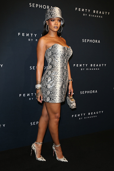 Beauty「Fenty Beauty By Rihanna Anniversary Event」:写真・画像(17)[壁紙.com]