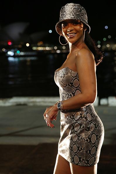 Rihanna「Fenty Beauty By Rihanna Anniversary Event」:写真・画像(13)[壁紙.com]