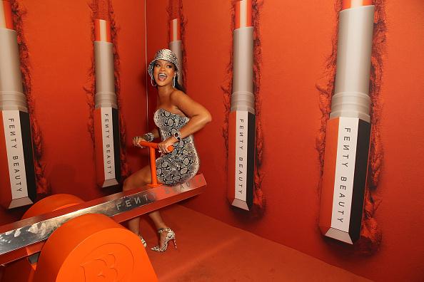 Beauty「Fenty Beauty By Rihanna Anniversary Event」:写真・画像(11)[壁紙.com]