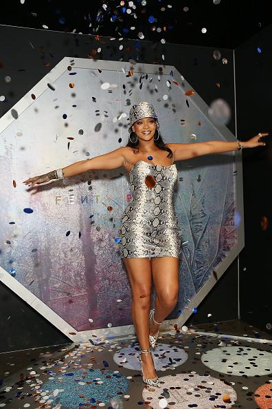 Beauty「Fenty Beauty By Rihanna Anniversary Event」:写真・画像(15)[壁紙.com]