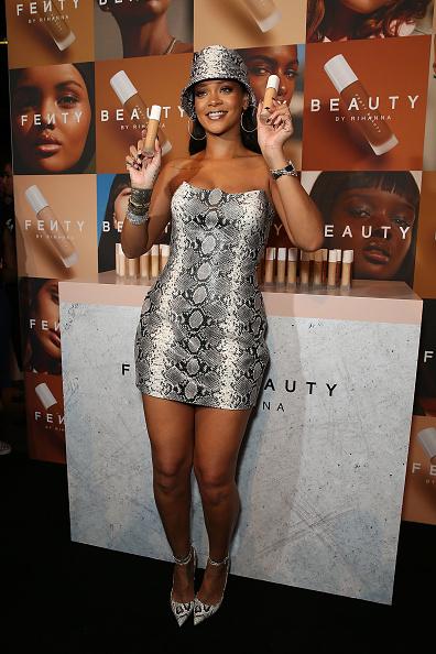 Beauty「Fenty Beauty By Rihanna Anniversary Event」:写真・画像(10)[壁紙.com]