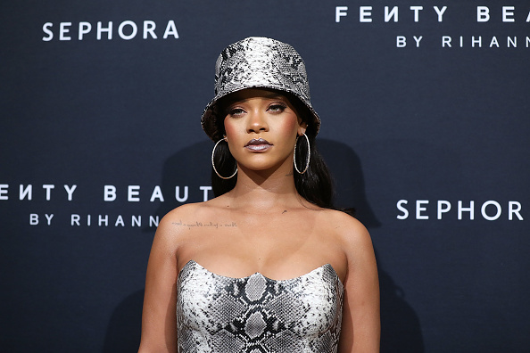Beauty「Fenty Beauty By Rihanna Anniversary Event」:写真・画像(12)[壁紙.com]