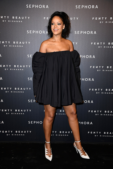 出席する「Sephora Hosts Fenty Beauty By Rihanna Launches in Paris」:写真・画像(0)[壁紙.com]