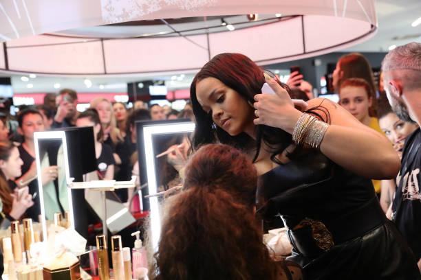 Sephora loves Fenty Beauty by Rihanna store event:ニュース(壁紙.com)