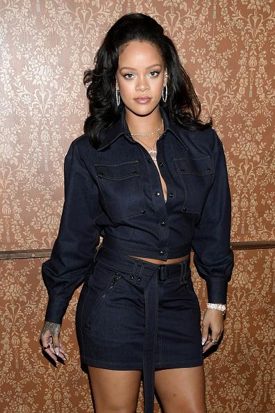 Rihanna「Vogue's Forces Of Fashion Conference」:写真・画像(6)[壁紙.com]