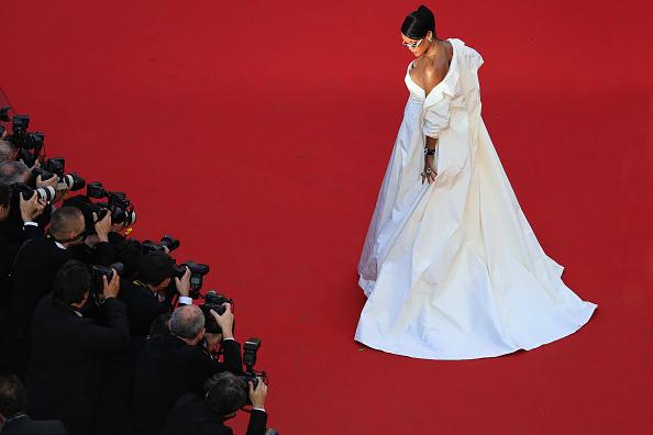 "Cannes International Film Festival「""Okja"" Red Carpet Arrivals - The 70th Annual Cannes Film Festival」:写真・画像(4)[壁紙.com]"