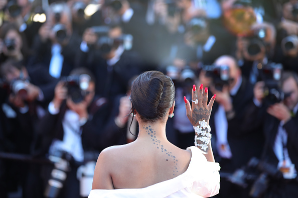 Rear View「In Celebration Of Cannes - 70 Years Of A Film Festival」:写真・画像(12)[壁紙.com]