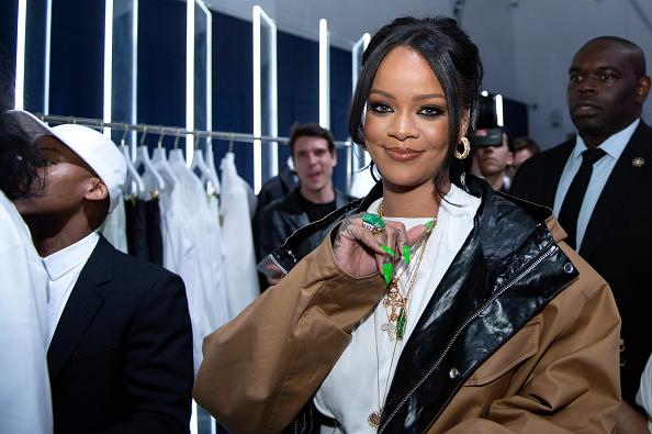 Rihanna「Fenty Exclusive Preview」:写真・画像(4)[壁紙.com]