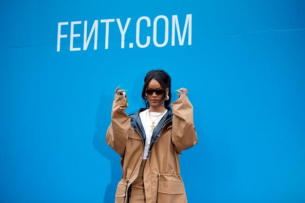 Rihanna「Fenty Exclusive Preview」:写真・画像(17)[壁紙.com]